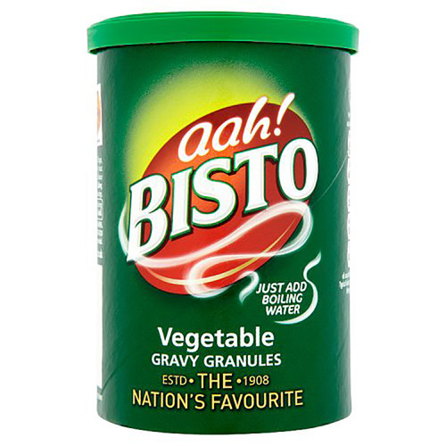 Bisto Gravy Granules - Vegetable - 5.99oz (170g)