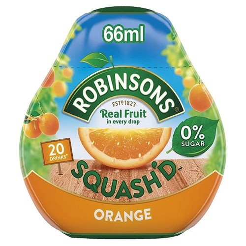 Robinson's Squash'd Orange 2.2fl. (66ml)