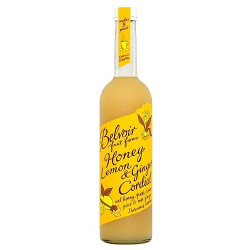 Belvoir Honey, Lemon, and Ginger Cordial 16.9 fl (500ml)