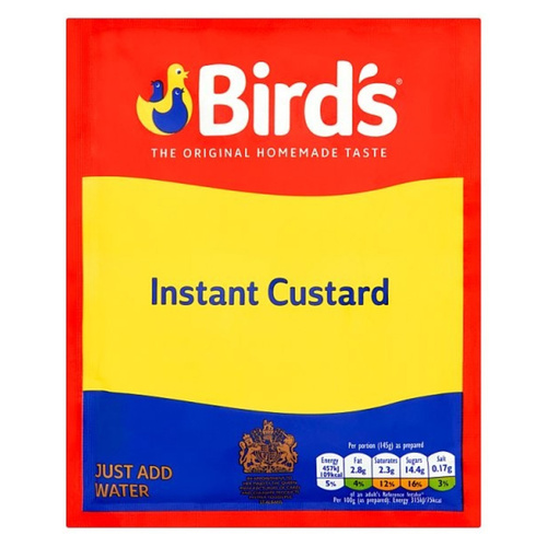 Bird's Instant Custard Powder - 2.65oz (75g)