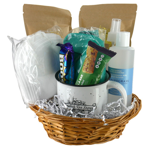 Thank You Essential Workers Gift Basket
