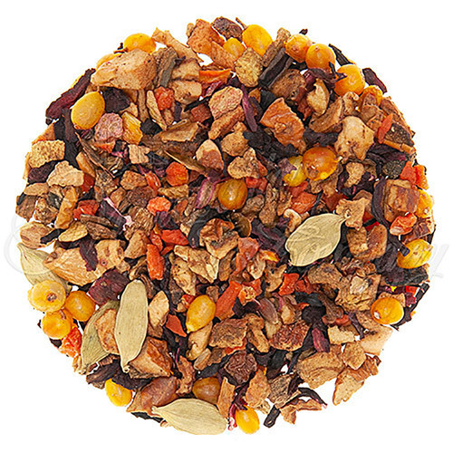 Pumpkin Pie Herbal Loose Leaf Tea