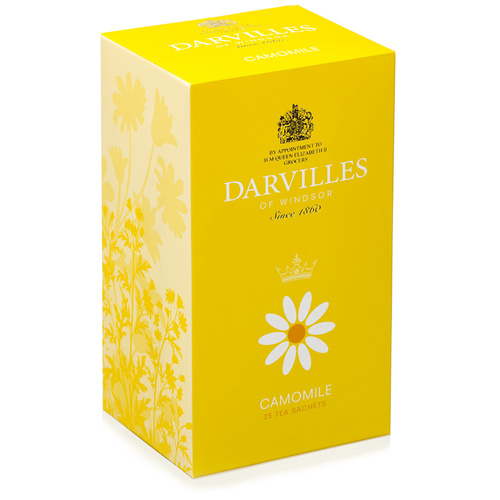 Darvilles of Windsor Camomile Tea - 25 Count