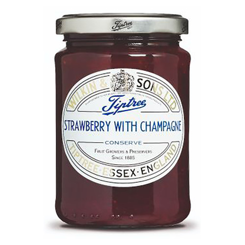 Tiptree Strawberry with Champagne Conserve 12oz (340g)