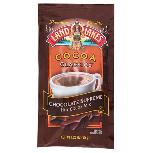 Land O Lakes Chocolate Supreme Hot Cocoa Mix  - 1.25oz (35g)