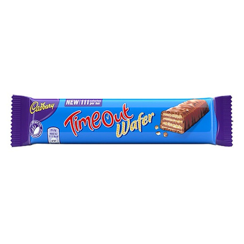 Cadbury's Time Out Wafer - .7 oz (21.2g)