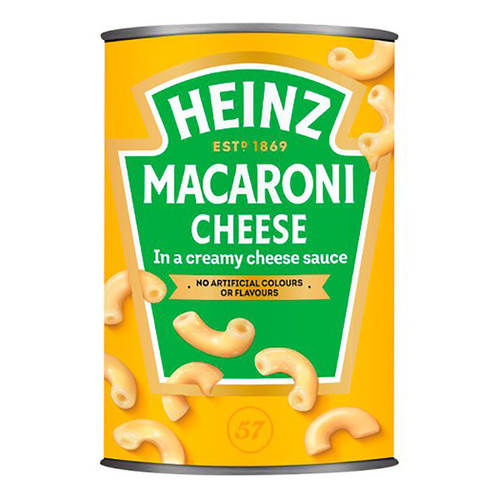 Heinz Macaroni Cheese - 14.1 oz (400g)