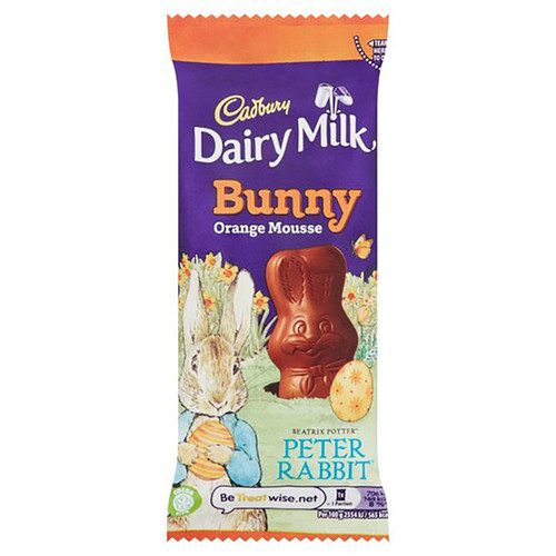 Cadbury Dairy Milk Orange Mousse Bunny - 1.06oz (30g)