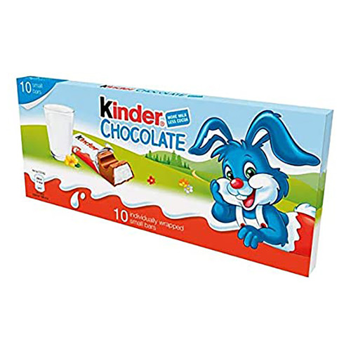 Kinder Chocolate Bar - 4.4oz (125g)