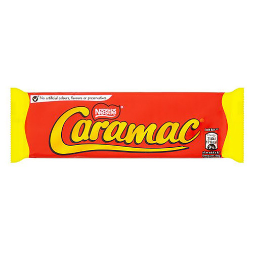 Nestle Caramac Bar - 1.05oz (30g)