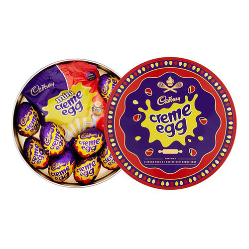 Cadbury Creme Egg Tin - 14.42oz (409g)