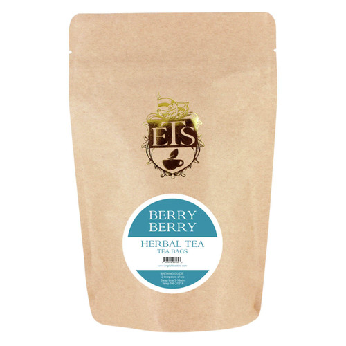 Berry Berry Herbal Tea - Tea Bags