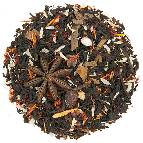 German Gingerbread Flavored Black Tea - Loose Leaf