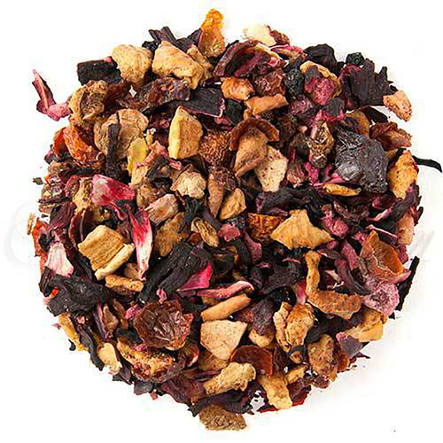 Cranberry Apple Herbal Tea - Loose Leaf