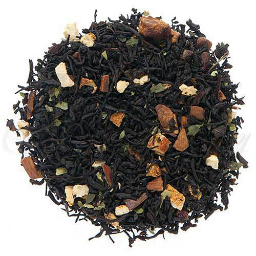 Holiday Winter Spice Flavored Black Tea - Loose Leaf