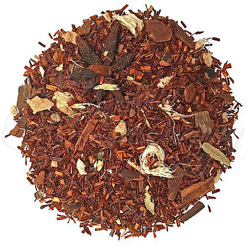 Cinnamon Bun Chai Flavored Rooibos Tea - Loose Leaf