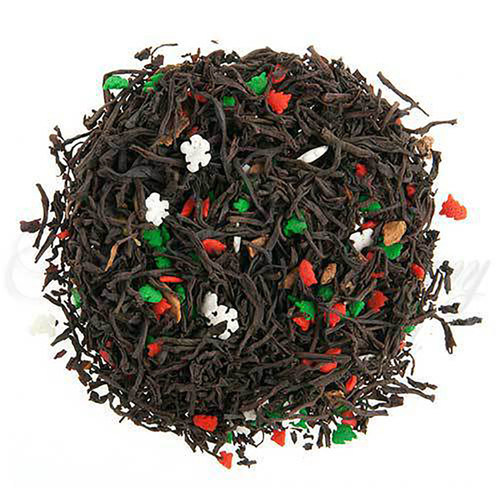 Christmas Blend Flavored Black Tea - Loose Leaf
