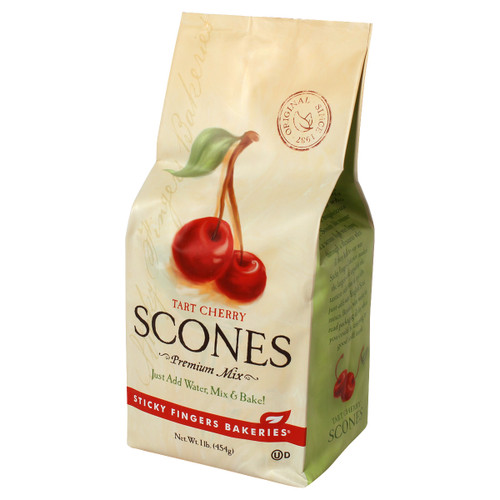 Scone Mix - Tart Cherry - 16oz (454g)