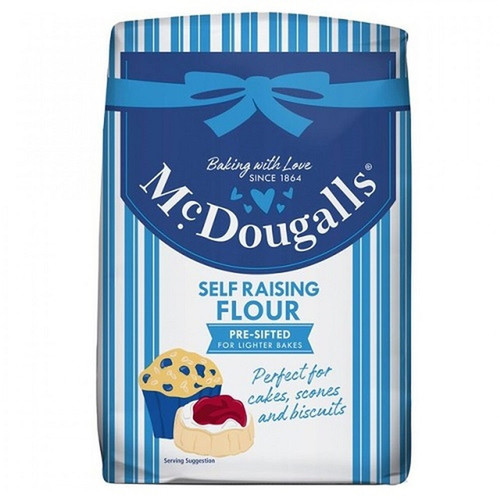 McDougalls Self Raising Flour - 38.80 oz (1.1kg)