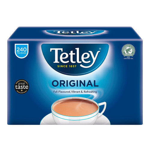 Tetley Tea Bags - 240 count