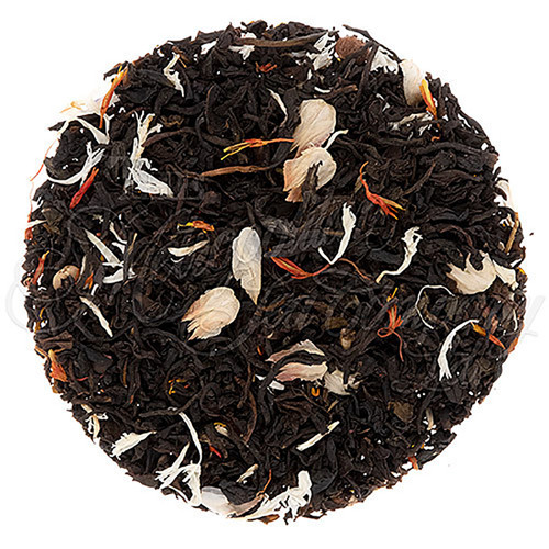 Santa's Milk & Cookies Flavored Black Tea - Loose Leaf