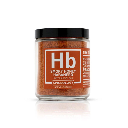 Spiceology Smoky Honey Habanero Rub