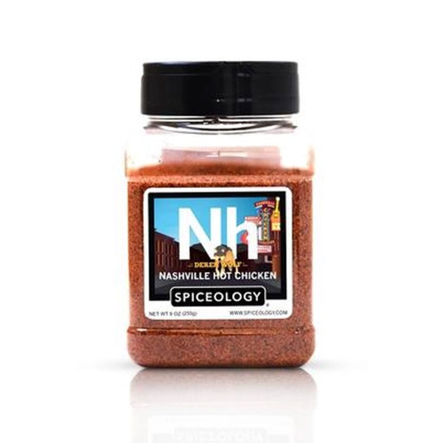 Spiceology Derek Wolf - Nashville Hot Chicken - 9 oz.