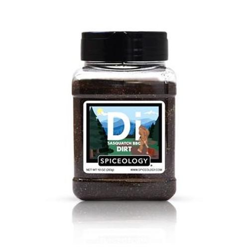 Spiceology Sasquatch BBQ - Dirt - Beef Rub - 10 oz.