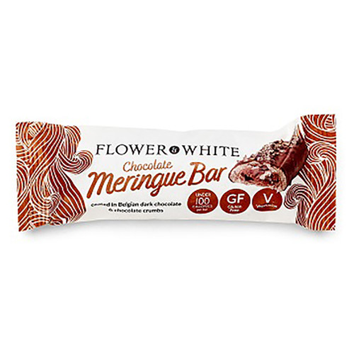 Flower & White Chocolate Meringue Bar - 0.83oz (23.5g)