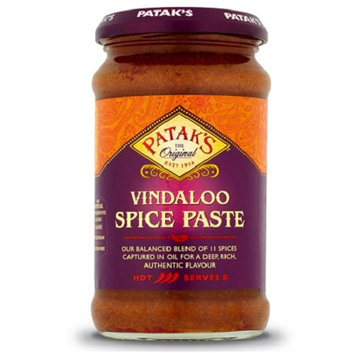 Pataks Vindaloo Spice Paste - 9.98oz (283g)