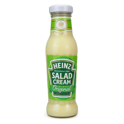 Heinz Salad Cream - 10.05oz (285g)