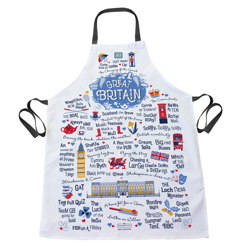 Great Britain Apron