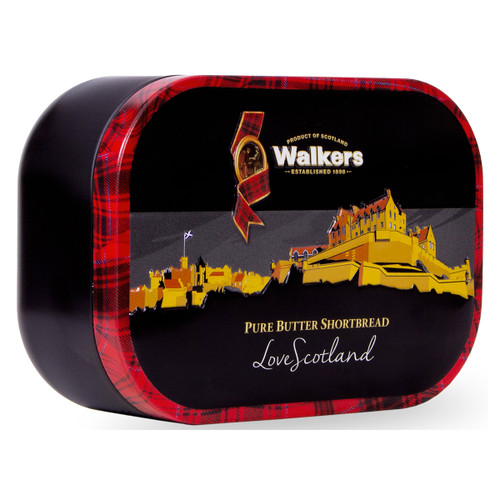 Walkers Shortbread Tin - Edinburgh Castle - 4.5oz