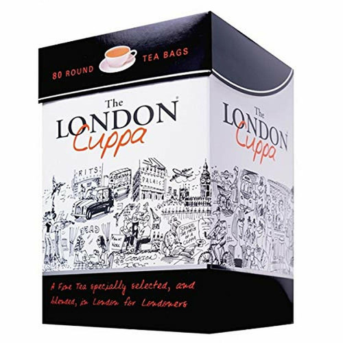 The London Cuppa - 80 count
