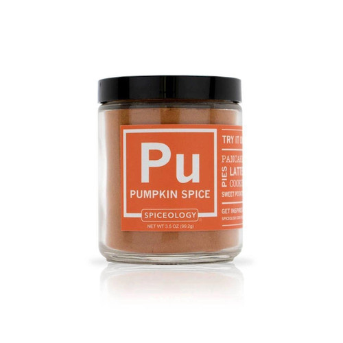 Spiceology Pumpkin Spice - Glass Jar