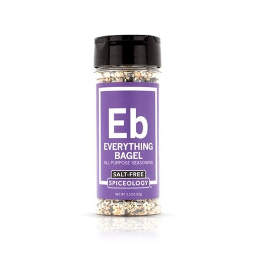 Spiceology Everything Bagel Seasoning - Salt Free