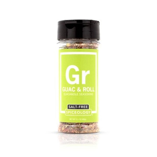 Spiceology Guac and Roll Seasoning - Salt Free