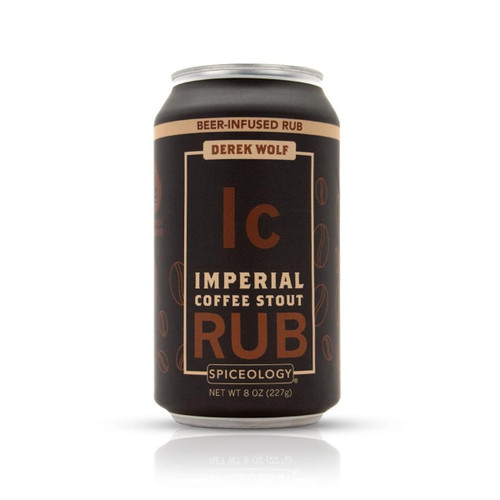 Spiceology - Derek Wolf Beer Can Imperial Coffee Stout Rub