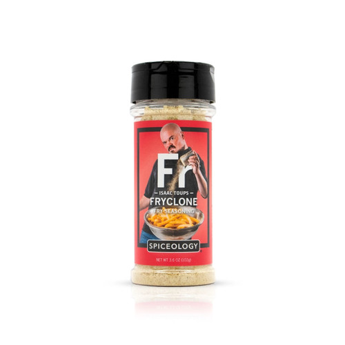 Spiceology - Fryclone Fry Seasoning - Isaac Toups