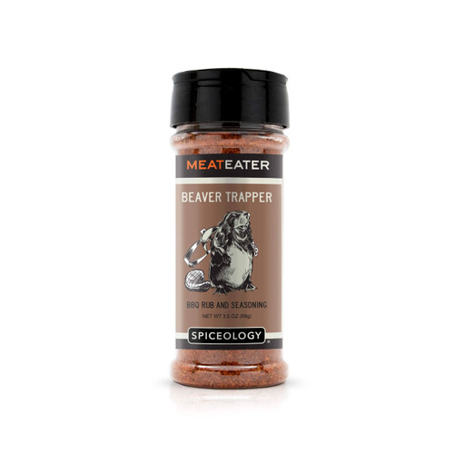 Spiceology - Beaver Trapper BBQ Rub - MeatEater