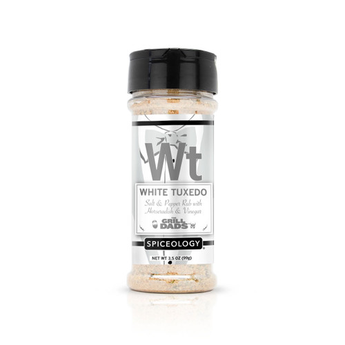 Spiceology - White Tuxedo - The Grill Dads