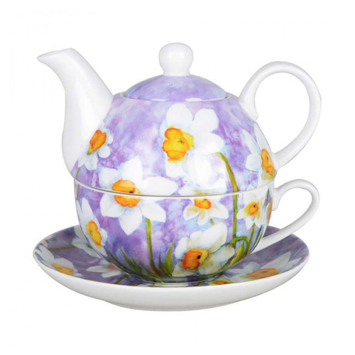 Daffodil Tea for One Set