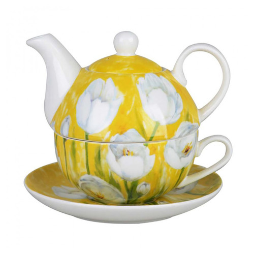 Tulip Tea for One Set