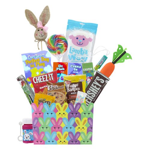 Easter Bunny Treats Gift Box
