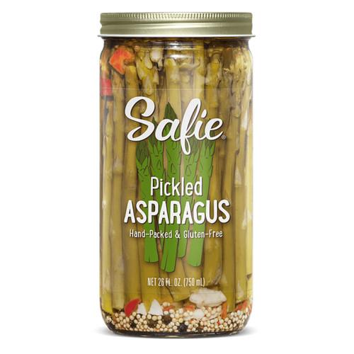 Safie Pickled Asparagus - 16oz