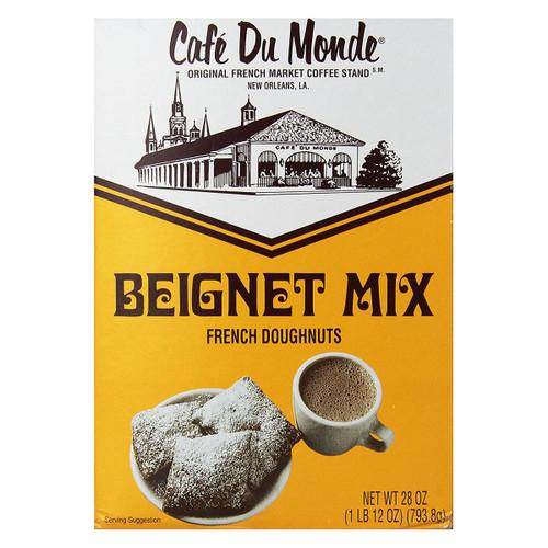 Cafe Du Monde Beignet Mix - 28 oz