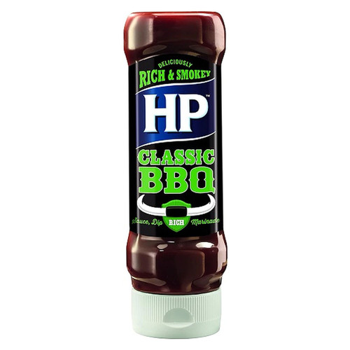HP Classic BBQ Sauce Squeezy - 16.40oz (465g)