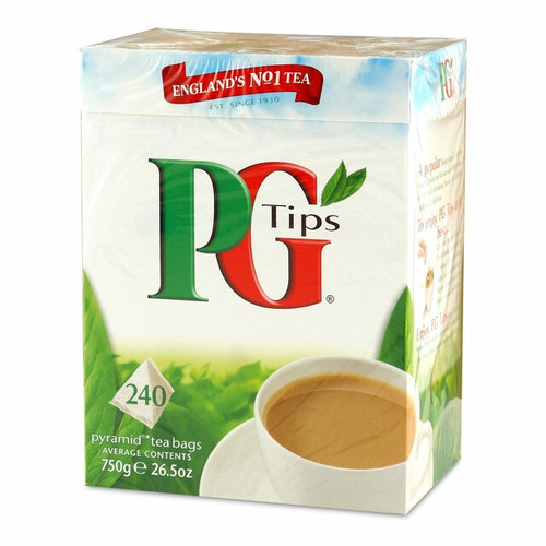 PG Tips Tea - 240 Teabags-Less Than Perfect