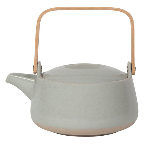 Orb Teapot - Gray