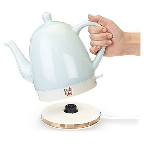 Noelle Ceramic Electric Tea Kettle by Pinky Up - 1.5L